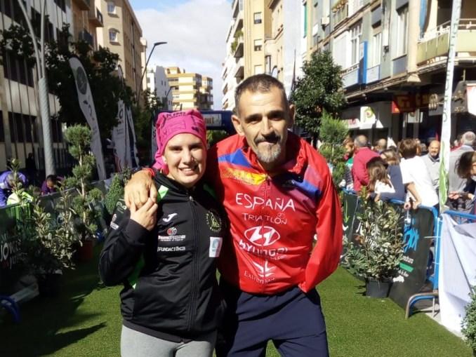 Elena Ayuso, comprometida con la solidaridad