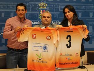 El Extremadura Aparthotel MM Badajoz comienza una gran temporada con dos equipos en categoría nacional