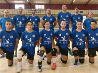 El Extremadura Aparthotel MM Badajoz comienza con derbi masculino en Cáceres