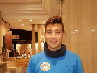 Carlos Nieto Cabeza admitido en el Centro de Tecnificación Deportiva de la Ciudad Deportiva de Cáceres