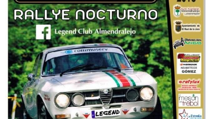 La Regularidad afronta su penúltima cita con el Rallye Histórico de Almendralejo