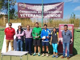 David Plasencia se adjudica el Campeonato de Extremadura de Veteranos +35