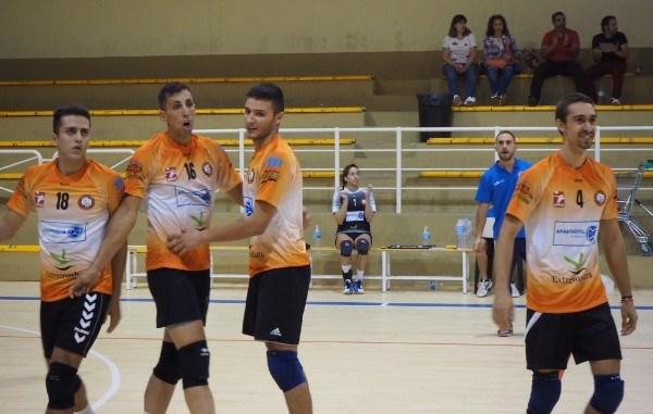 El Extremadura Aparthotel MM Badajoz vuelve a la competición en Las Palmeras