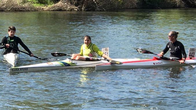 Elena Ayuso regresa a la competición en Portugal en la XXI Subida Internacional al Río Arade