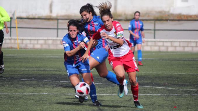 Goleada del Liberbank Santa Teresa Badajoz en su visita al Extremadura UD | 0-4