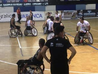 El Mideba Extremadura gana al Amfiv con un defensa sobresaliente