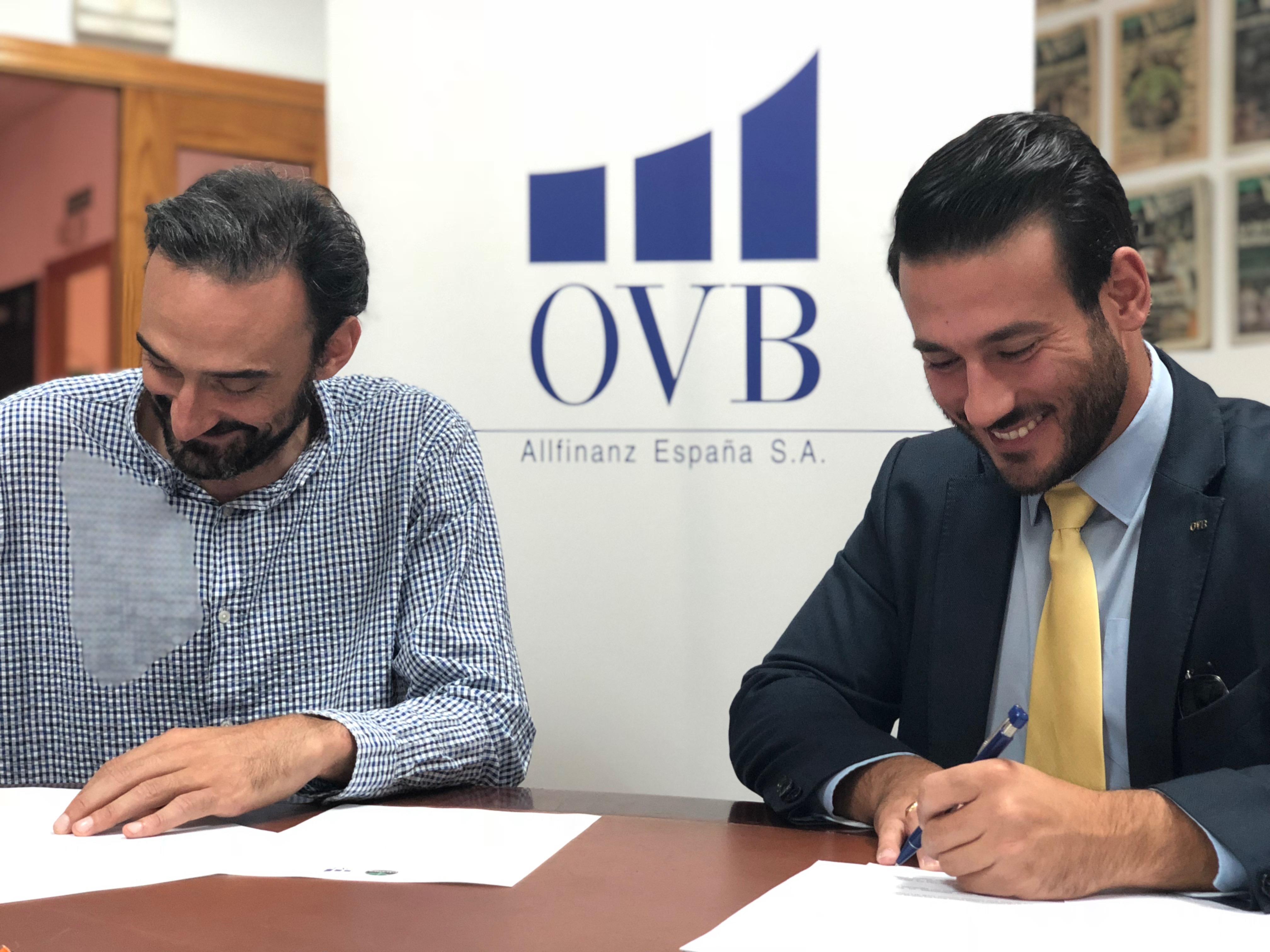 Alianza entre OVB Allfinanz España y el Cáceres Ciudad del Baloncesto