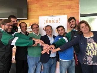 Alex Jordá y Almir Hadzisehovic refuerzan el Torta del Casar Extremadura