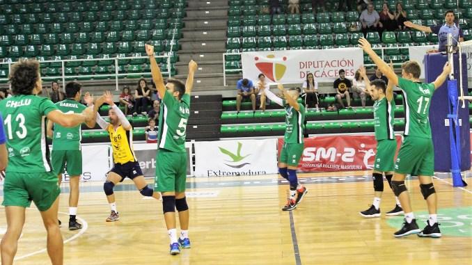 El Extremadura CCPH a por su segunda victoria en Tenerife