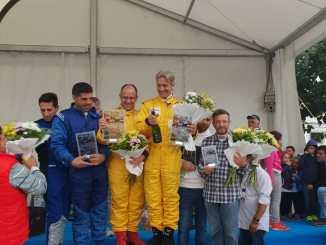 Barragán y Tolosa vencedores del Rallysprint Culebrín – Pallares