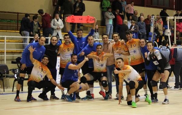 Primera victoria del Extremadura Aparthotel MM Badajoz en un partido muy luchado (3-1)