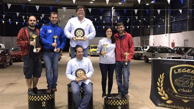 Cerezo y Domínguez se hacen con el Rallye Histórico de Almendralejo