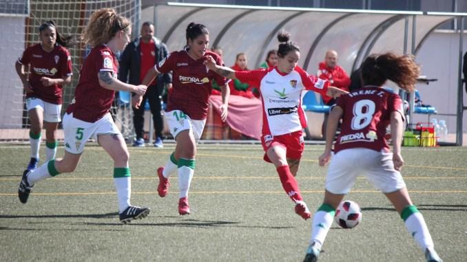 Empate sin goles a pesar de la insistencia del Liberbank Santa Teresa Badajoz
