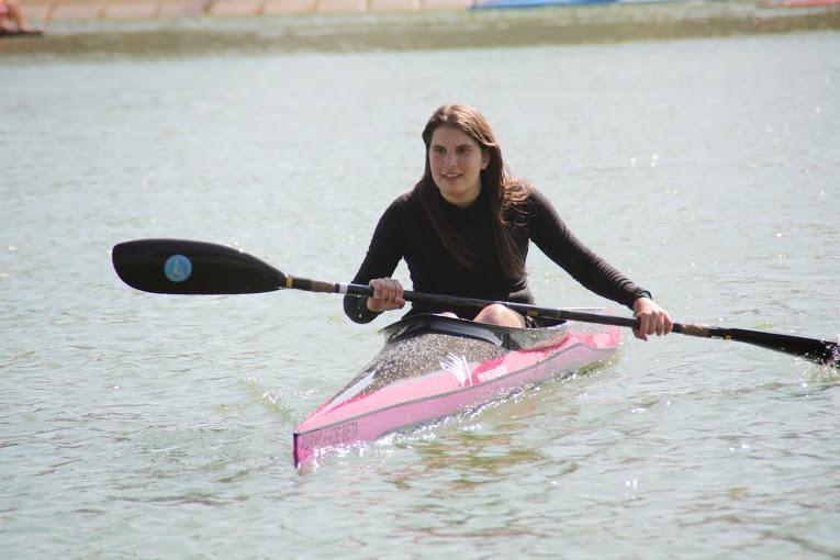 Elena Ayuso estará en la Travesía en Kayak de Helechosa de los Montes