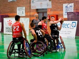 El Mideba Extremadura consigue una victoria cómoda ante el Fundación Vital Zuzenak