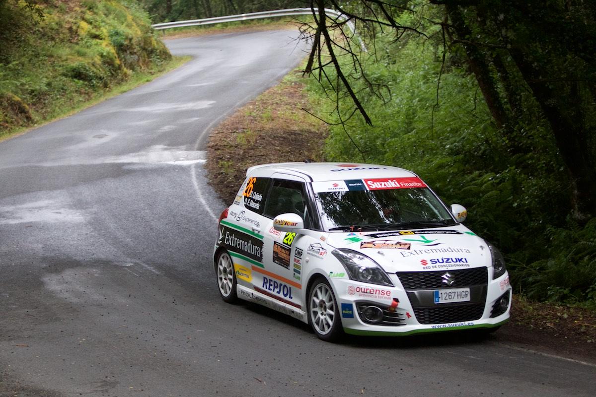 Q Racing Extremadura confirma su participación en la Copa Suzuki Swift 2019
