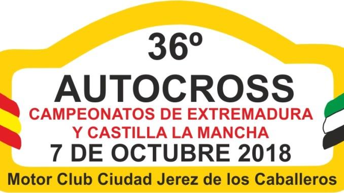 El regional de Autocross se traslada el domingo a Jerez de los Caballeros