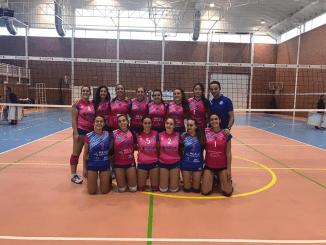 El C.P. Licenciados Reunidos comenzó la temporada del Campeonato de Extremadura (JUDEX) de Voleibol