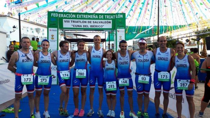 El CAPEX Triatlón se juega la liga en Casar de Cáceres