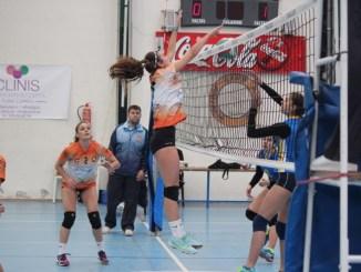 Derrota de las chicas del Aparthotel MM Badajoz en un partido luchado