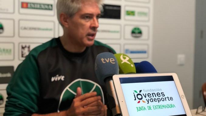 El Cáceres viaja a Valladolid con otras variables en su juego