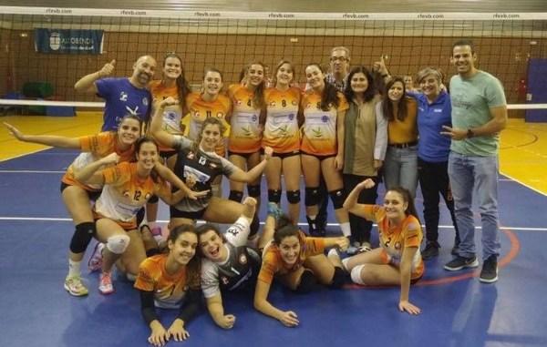 Remontada y victoria para el Senior femenino en Primera División (1-3)