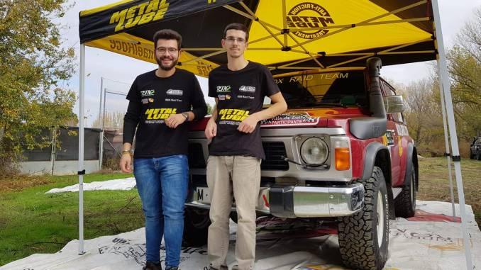 Dos cacereños campeones de España de Regularidad Todoterreno