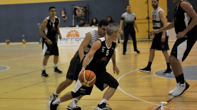 Derrota del Pirron Sport Mérida ante el Grupo Preving BCB tras la prórroga