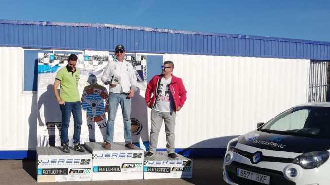 José María Ruiz Caballero impone su ley en Jerez ante el campeón andaluz