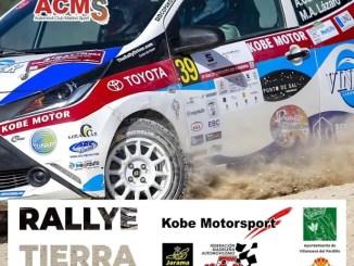Tres vehículos extremeños en el Rallye de Tierra de Madrid