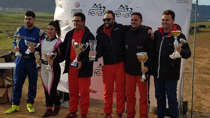 Los hermanos jerezanos Castilla Reales vencedores del I TC de Tierra Navideño