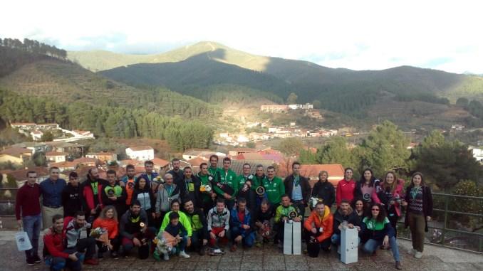 Nuñomoral acogió la entrega de Premios del Área de Carreras por montaña de la FEXME
