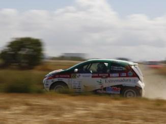 El Extremadura Rallye Team a dar el do de pecho en Madrid