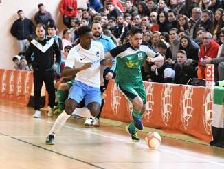 Resumen final de los Campeonatos de España Juvenil y Cadete Fútbol Sala de Almendralejo