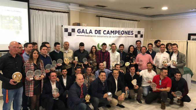 Almendralejo sede de la Gala de Campeones FEXA 2018