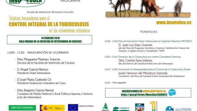 La Facultad de Veterinaria acoge una jornada sobre técnicas innovadoras para el control de la tuberculosis