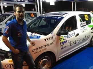 El hervasense Manuel Pedraz se suma al proyecto del ERT