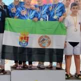 El Club Salvamento Don Benito se proclama Subcampeones de España por Equipos en la Categoría Cadete Masculino (4)