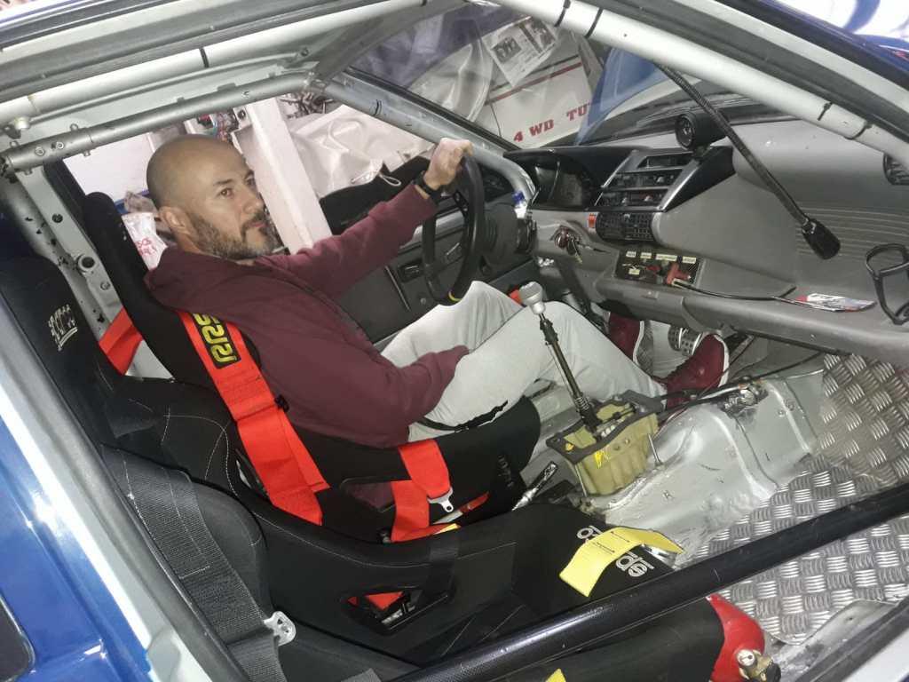 El Q Racing Extremadura presenta a su nuevo proyecto para la Copa FEXA-RallyAl