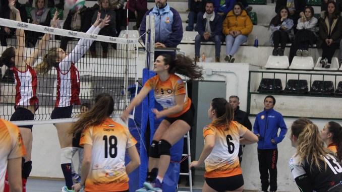 Las mandarinas del Aparthotel MM Badajoz, de vuelta al Juancho Pérez ante Feel Voley Alcobendas