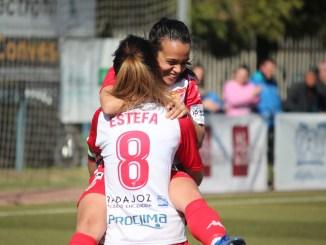 Suma y sigue el Santa Teresa Badajoz que suma tres nuevos puntos en el derbi ante el Extremadura UD por 2-0