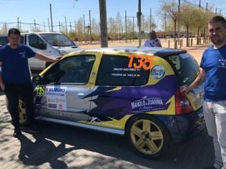 Escudería Ráfagas Racing estará con David Motiño y Pedro María Vaca en el Rallye Sierra Morena