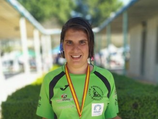 Elena Ayuso, campeona de España en Sevilla