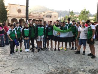 Jesús Serrano lidera los Jóvenes Promesas Extremeños en el Campeonato de España de Piragüismo
