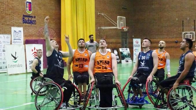 El Mideba Extremadura aguanta el ritmo de Albacete y le arranca una victoria en la prórroga