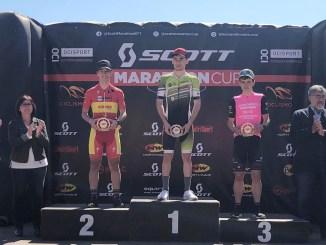 Manu Cordero segundo en el UCI MTB Marathon Series y Open de España XCM 2019