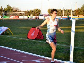 Manuel Ridruejo preseleccionado para el Festival Olímpico de la Juventud Europea en Bakú