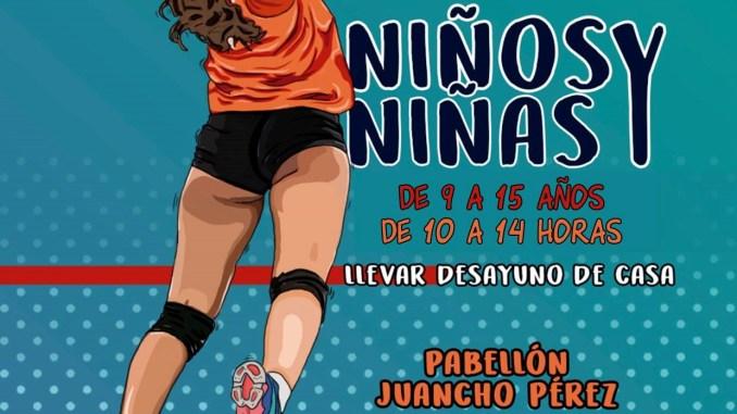 El voleibol no para en Badajoz por Semana Santa