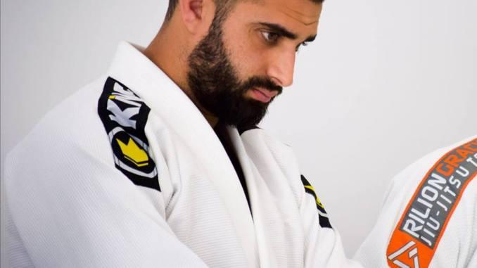 Fernando Mera, un exponente del jiu jitsu brasileño en Extremadura