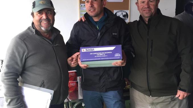 Francisco Javier Barbosa gana en Navalvillar de Pela la primera prueba puntuable del Campeonato de Extremadura de Compak Sporting